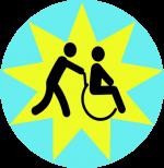 Geschikt voor niet-zelfstandige rolstoelgebruiker
