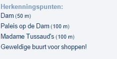 Rolstoelvriendelijkheid Amsterdam