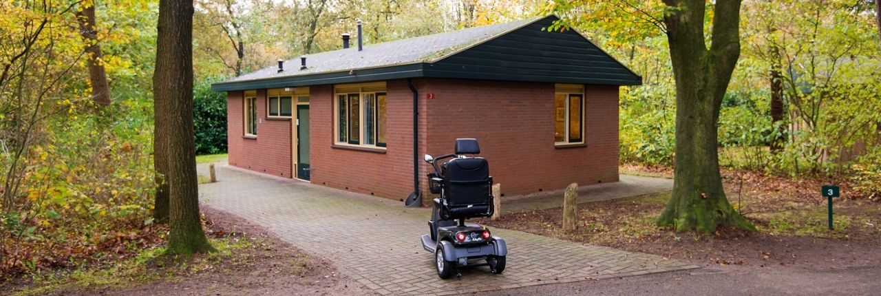 Bungalow landal rolstoel