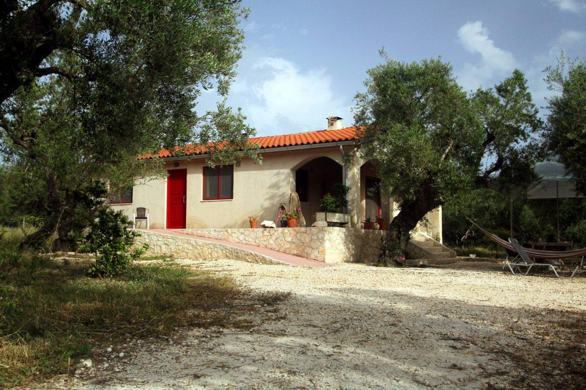 Vakantiehuis Ecovillazante