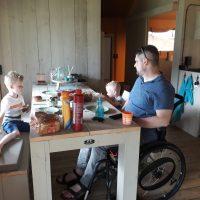 Boer'n Safaritent – rolstoelvriendelijke tent